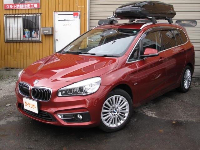 BMW / 2 Series (LDA-2E20)