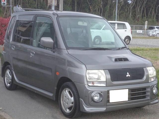 MITSUBISHI / Toppo Bj/ (H46A)