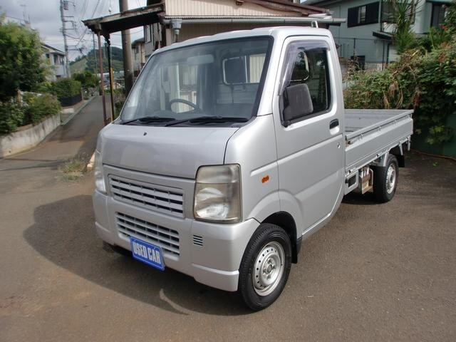 SUZUKI Carry Truck;