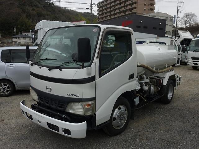 HINO / Dutro (XZU301M)