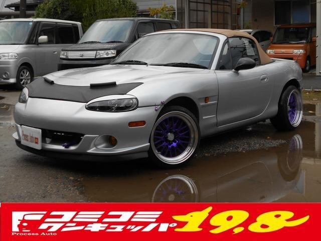 MAZDA / Roadster/ (NB8C)