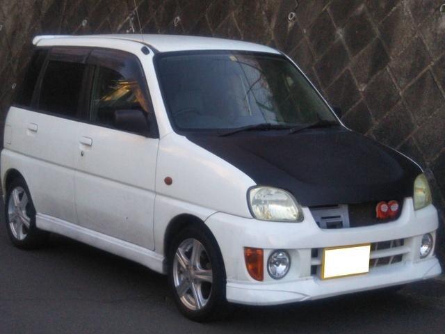 SUBARU / Pleo (RA1)