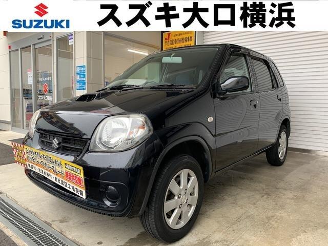 SUZUKI / Kei (HN22S)