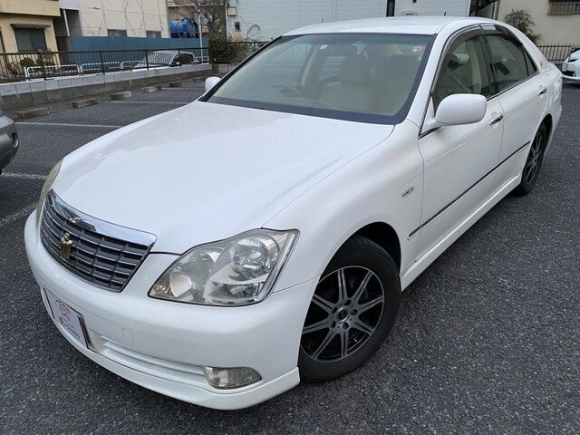 TOYOTA Crown;
