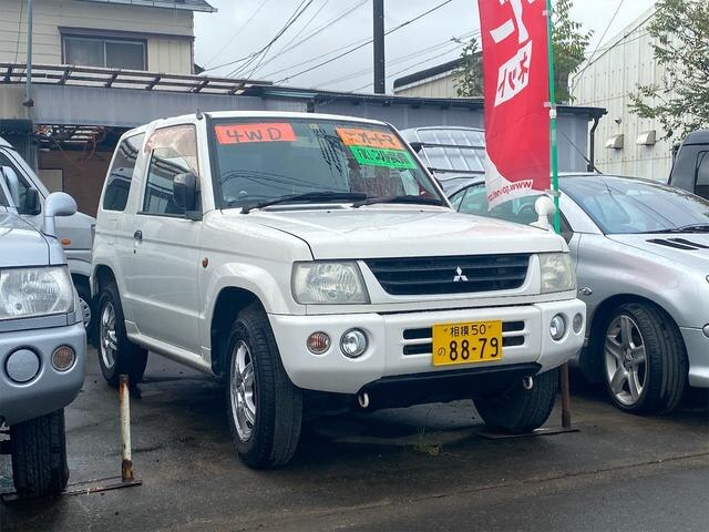 MITSUBISHI Pajero Mini;