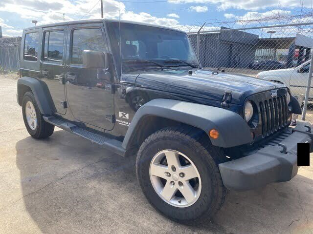 JEEP / Wrangler (Unlimited)