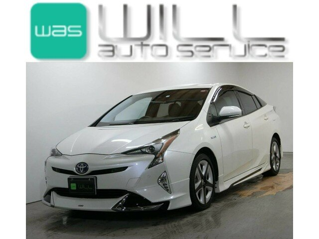 TOYOTA / Prius (DAA-ZVW51)