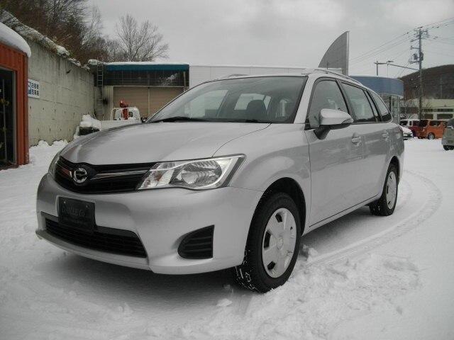 TOYOTA / Corolla Fielder (DBA-NZE164G)