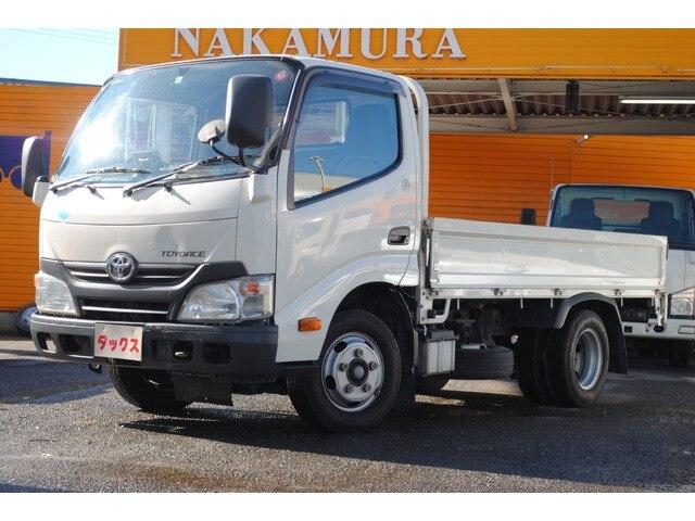 TOYOTA / Toyoace (TKG-XZC605)