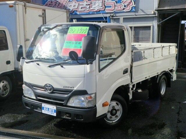 TOYOTA / Dyna Truck (TKG-XZC605)