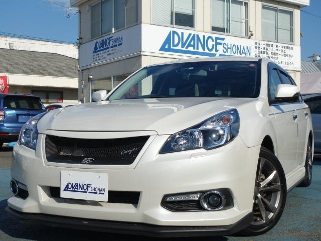 SUBARU / Legacy Touring Wagon (DBA-BRM)