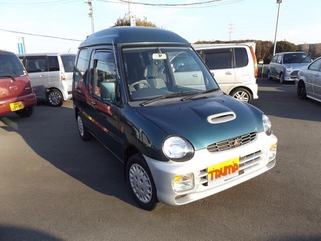 MITSUBISHI / Minica Topo (H31A)