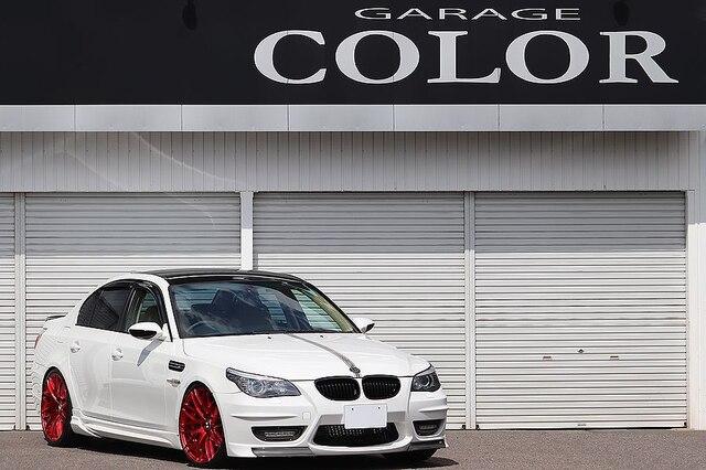 BMW / 5 Series (ABA-NU30)