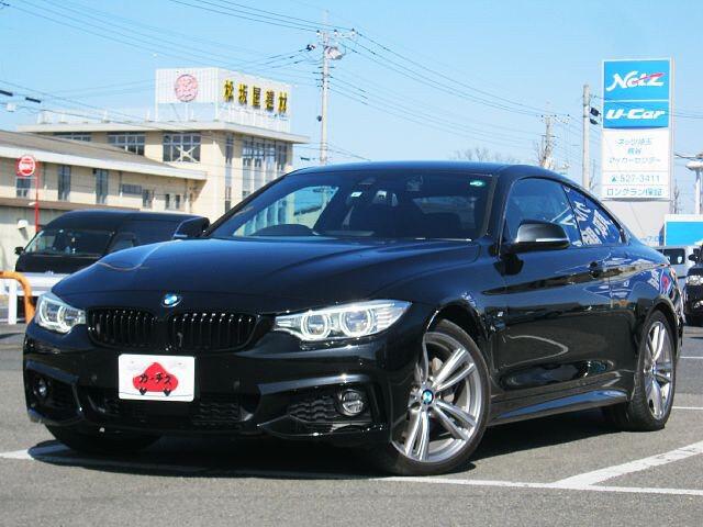 BMW / 4 Series (DBA-3R30)