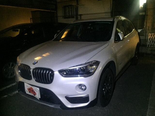 BMW / X1 (DBA-HS20)