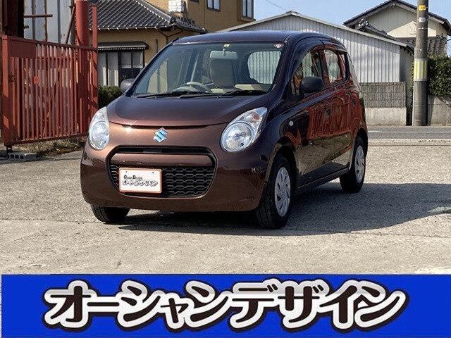 SUZUKI / Alto/ (DBA-HA35S)