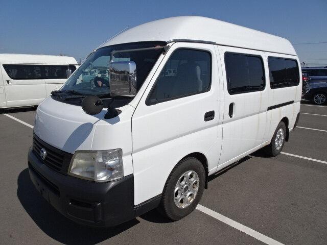 NISSAN / Caravan Bus/ (KG-DWMGE25)