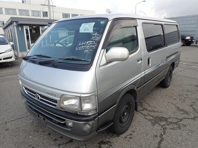 TOYOTA / Regiusace Van (KG-LH172V)
