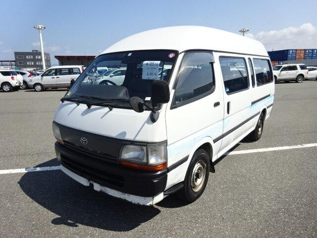 TOYOTA / Hiace Commuter (U-LH125B)