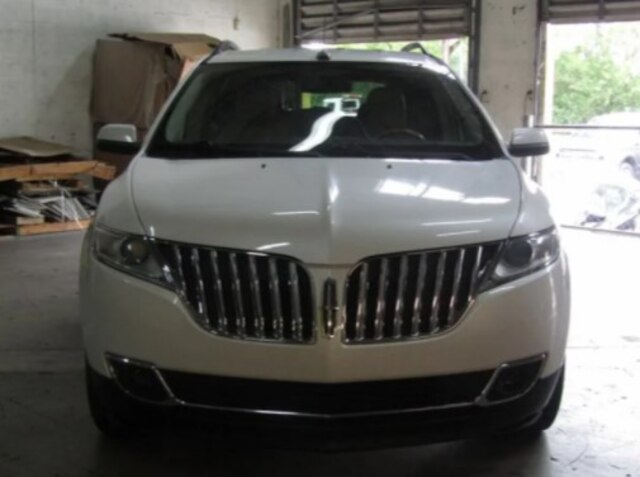 Lincoln MKX]