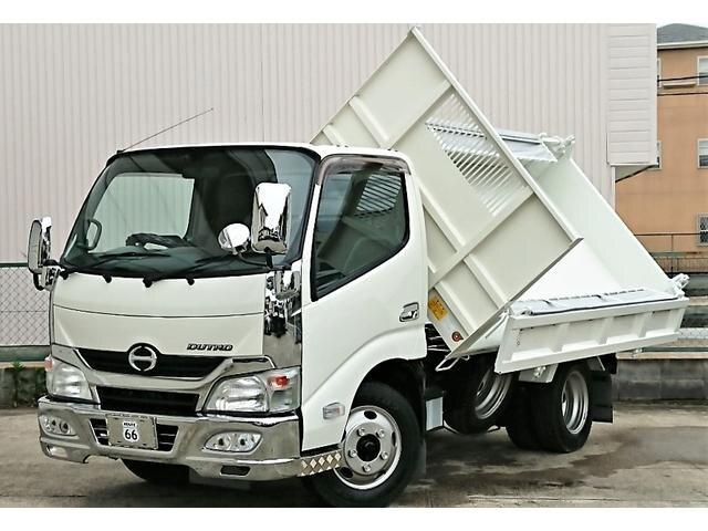 HINO / Dutro (TKG-XZU600T)