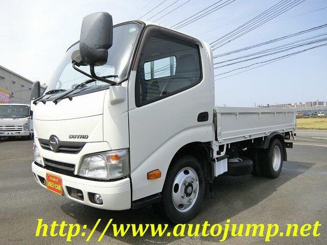 HINO / Dutro (TKG-XZU605M)