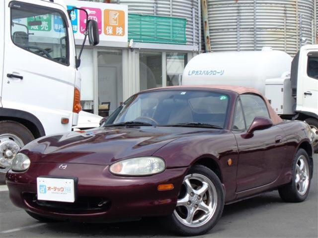 MAZDA / Roadster (GF-NB8C)