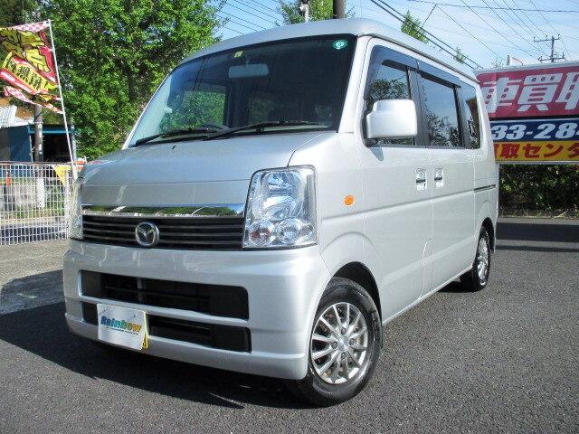 MAZDA / Scrum Wagon (ABA-DG64W)