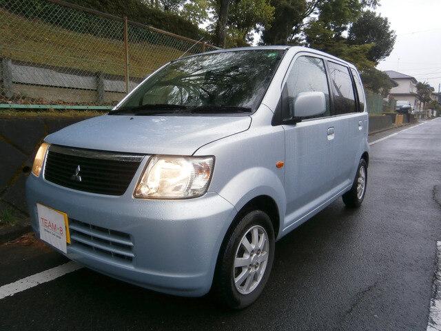 MITSUBISHI / eK Wagon (DBA-H81W)