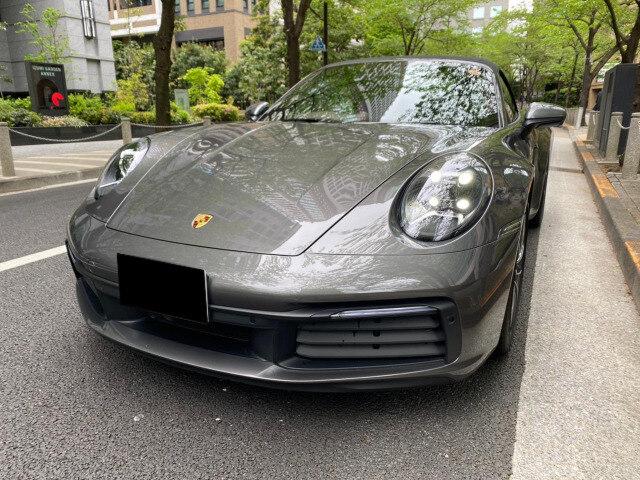 Porsche / 911/ (3BA-992L30)