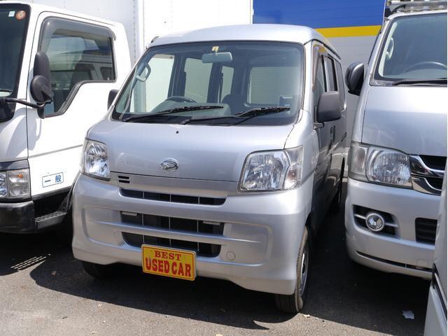 DAIHATSU / Hijet Van (EBD-S321V)