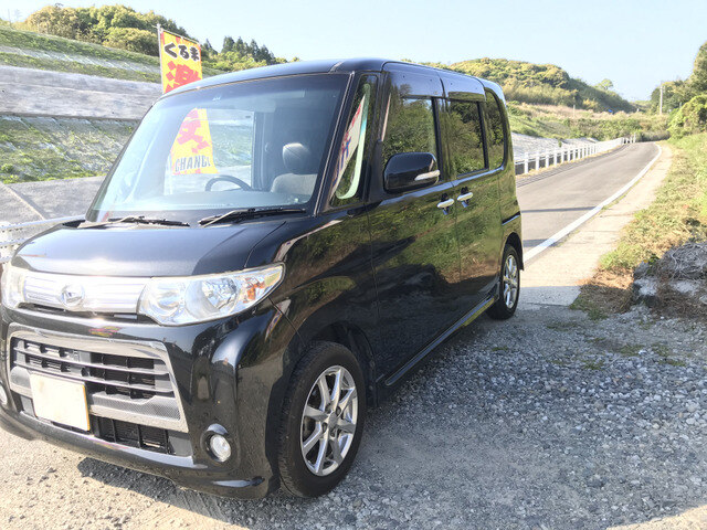 DAIHATSU / Tanto Custom/ (CBA-L375S)