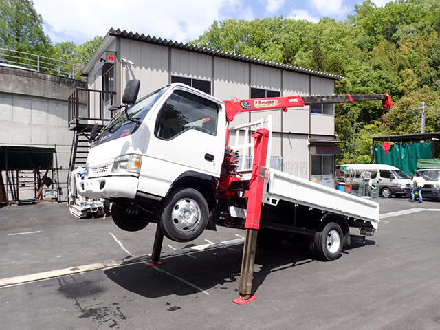 ISUZU / Elf Truck/ (KR-NPR81LR)