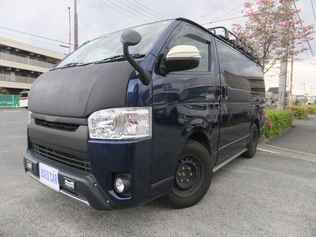 TOYOTA / Hiace Van (QDF-KDH201V)