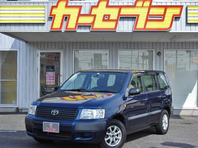TOYOTA / Succeed Wagon (NCP58G)