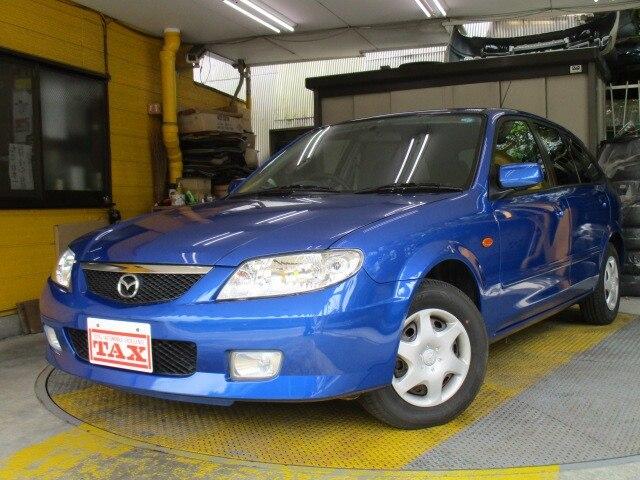 MAZDA Familia S-Wagon