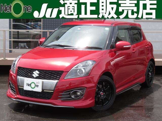 SUZUKI Swift]