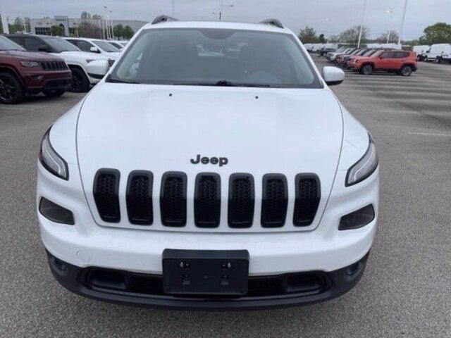 JEEP / Cherokee (LATITUDE)