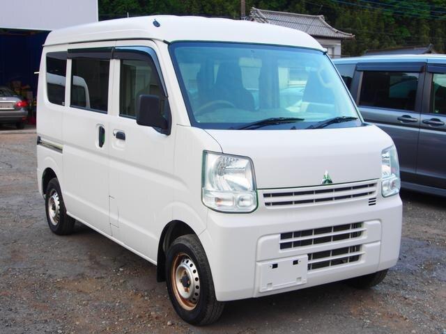 MITSUBISHI / Minicab Van (DS17V)