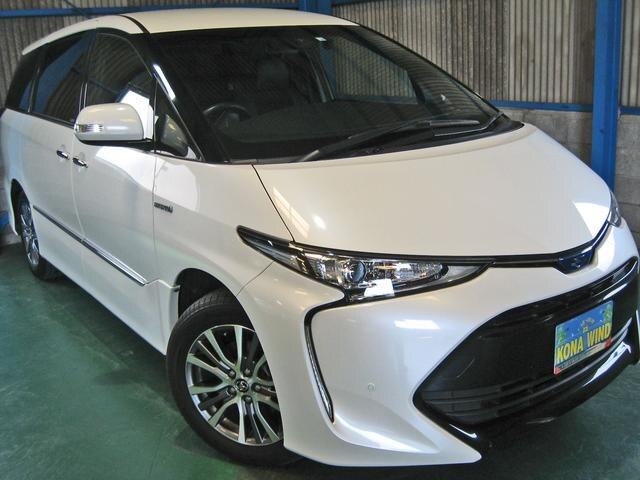 TOYOTA / Estima Hybrid (DAA-AHR20W)