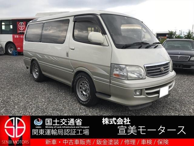 TOYOTA / Hiace Wagon (RZH101G)