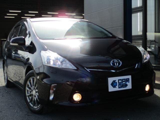 TOYOTA / Prius Alpha (ZVW41W)