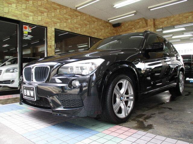BMW / X1 (ABA-VL18)