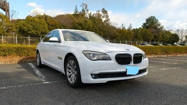 BMW / 7 Series (ABA-KA30)