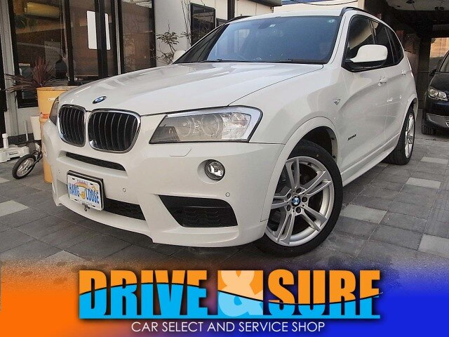 BMW / X3 (DBA-WX20)
