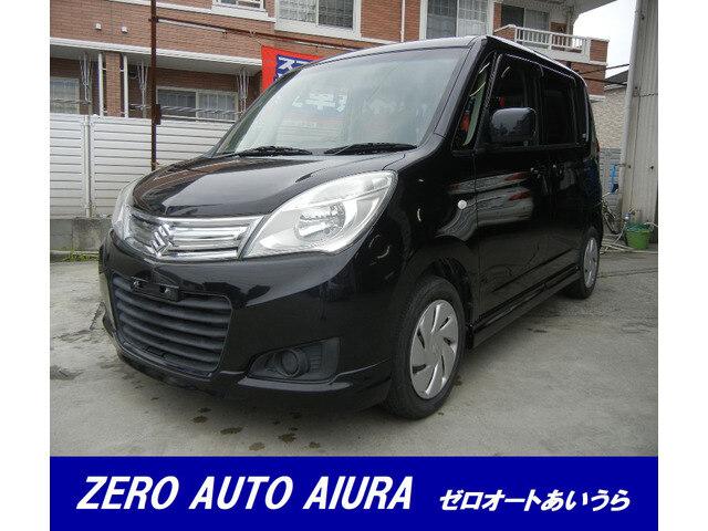 SUZUKI / Solio (DBA-MA15S)