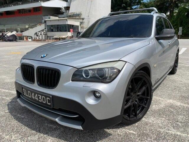 BMW / X1 (SDRIVE20I)