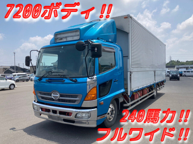HINO / Ranger (ADG-FD8JLPWA)