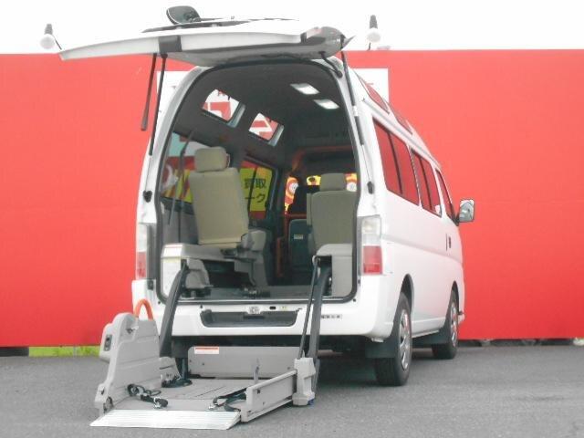 NISSAN / Caravan Bus (DSGE25)