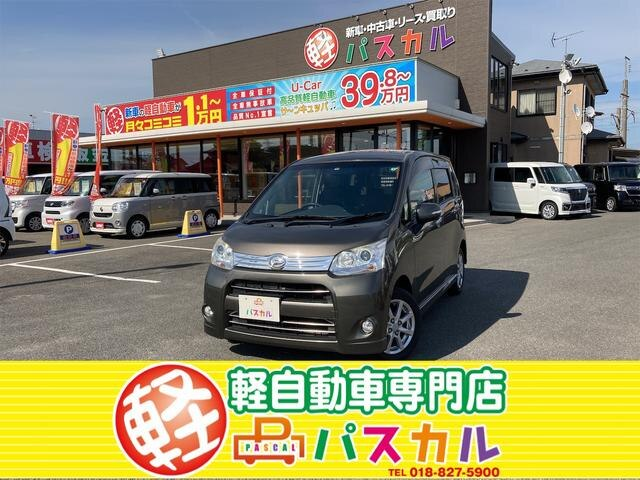 DAIHATSU / Move (LA110S)
